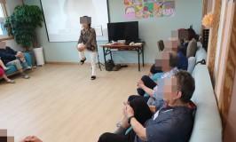 어르신들 노래교실 프로그램